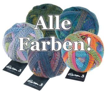 Edition 3.0 Zauberbälle - Schoppel Merino Extrafine Superwash Zauberball Strickgarne