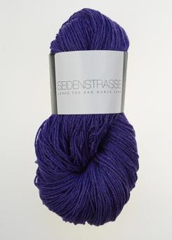 Seidenstrasse Seide-Merino-Strickgarn  - ALLE FARBEN! - Atelier Zitron  Farbe 9018