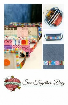 Sew Together Bag - Vielseitiges Taschenschnittmuster - Must Have!