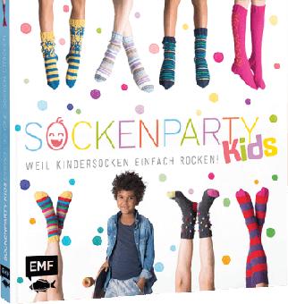 Sockenparty Kids - Weil Kindersocken einfach rocken