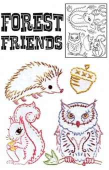 Forest Friends - Sublime Stitching