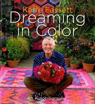 Kaffe Fasset Dreaming In Color - Autobiographie