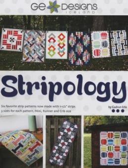 Stripology Streifenquilts Gudrun Erla