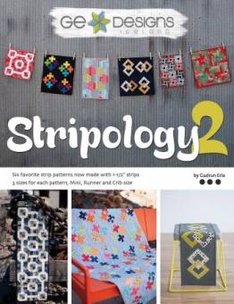 Stripology 2 Streifenquilts Gudrun Erla