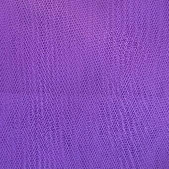 Violetter Wabentüll - Tüll Lila-Violett - Purple