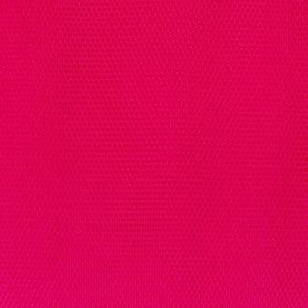 Neonpinker Wabentüll - Tüll Neon Pink - Fluorescent Cerise