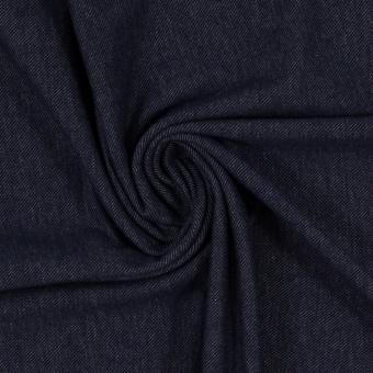 """Jeansoptik Stretchstoff - Dunkelblau-Melierter Jerseystoff - Blauer Jeansjersey """"Austin Denim"""""""