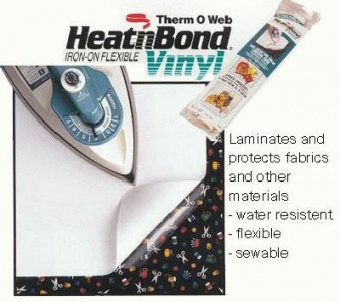 Heat-N-Bond Iron-On Vinyl - Glänzend oder Matt - Heat and Bond