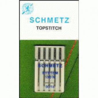 Schmetz Topstitch Needles 80 - Nachsticknadeln