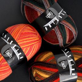Trekking 6-fach - 6-fädiges Multicolor Sockenstrickgarn - ALLE FARBEN! - Atelier Zitron