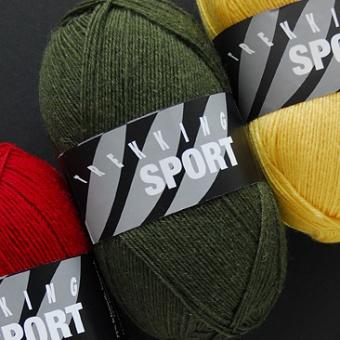 Trekking Sport Uni Sockenstrickgarn - ALLE FARBEN! - Atelier Zitron