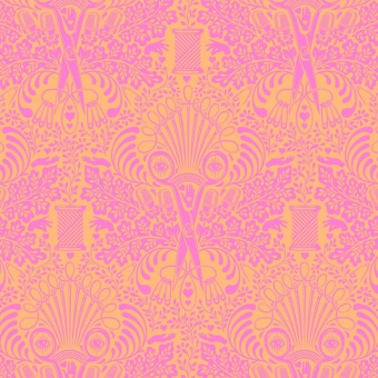 Brunch Getting Snippy Nähmotivstoffe - HomeMade Tula Pink Designerstoff - FreeSpirit Patchworkstoffe