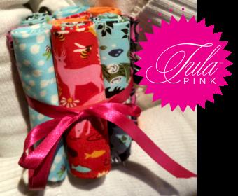 AKTION! Tula Pink OOP SPARPAKET! - 5 Fat Quarter Stoffpaket Out of Print Designerstoffe - ÜBERRASCHUNGSPAKET!