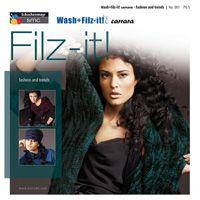 Wash + Filz - it! carrara - fashion and trends No. 001
