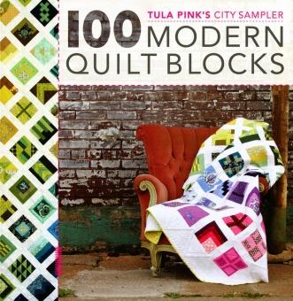 Tula Pink's City Sampler 100 Modern Quilt Blocks - Patchworkbuch