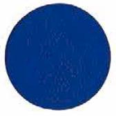 Aufbügelbare Lederflicken - Bunte Kunstlederflicken  Blau #215