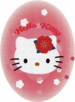 Hello Kitty Patch Flicken Bügelapplikationen - Original Sanrio