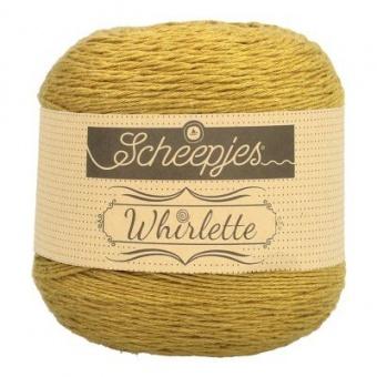 Scheepjes Whirlette Bobbel - VIELE FARBEN! Häkelgarn / Strickgarn 853 Mango