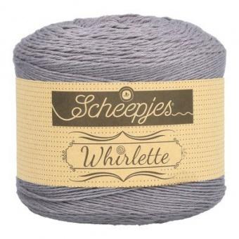 Scheepjes Whirlette Bobbel - VIELE FARBEN! Häkelgarn / Strickgarn 852 Frosted