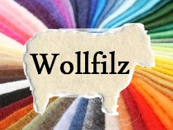 Kunin Wollfilz - WoolFelt by National Non-Wovens - Meterware