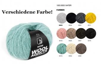 Wooladdicts WATER Strickgarn - VIELE FARBEN! - Kuscheliges Baby Alpaka Handstrickgarn - LANG YARNS