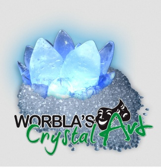 Worbla's® Crystal Art (WCA) - Transparente, thermoplastische Modellierperlen