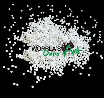 Worbla's® Deco Art (WDA) - Thermoplastische Modellierperlen