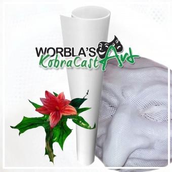 Worbla's® KobraCast Art (WKA) - Thermoplastische Modellierplatte mit dehnfähigem Gewebe