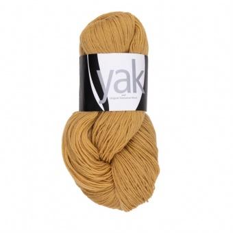 Yak Strickgarn + Original Tasmanian Wool - Atelier Zitron - VIELE FARBEN! Senf #29