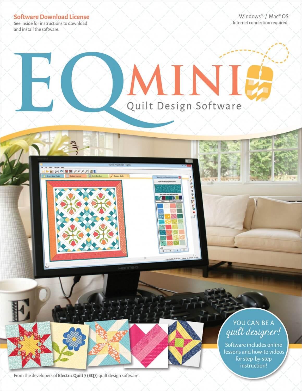 Quiltzauberei.de   EQ Mini - Electric Quilt Design Software ...