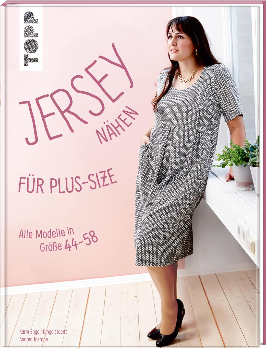 quiltzauberei.de | jersey nähen für plus-size - alle modelle