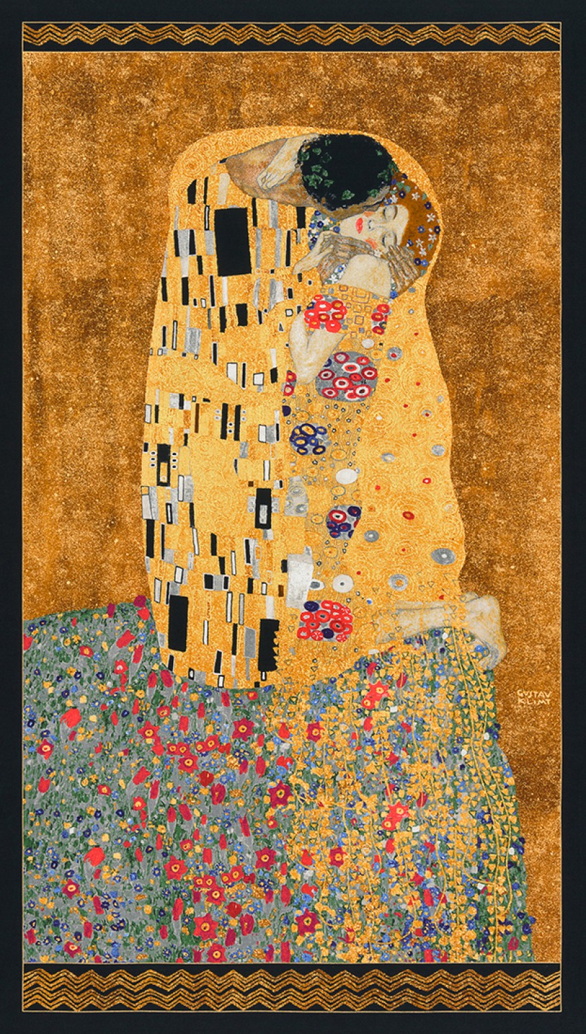 PANEL! Gustav Klimt Collection