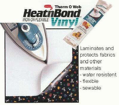 Heat N Bond Iron On Vinyl