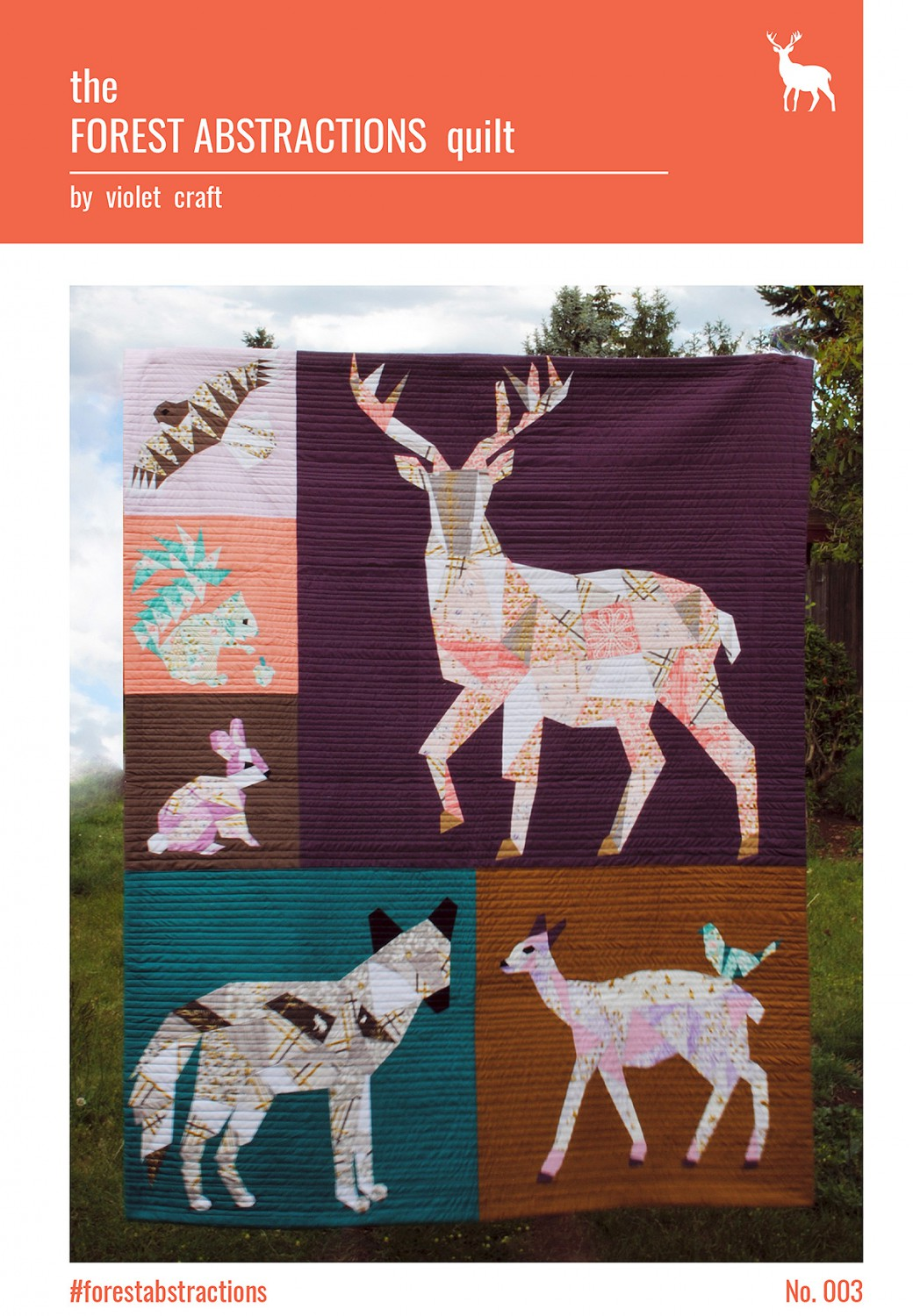 Quiltzauberei.de | The Forest Abstractions Quilt - The Jungle ...
