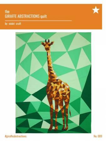 Quiltzauberei.de | The Giraffe Abstractions Quilt - The Jungle ...