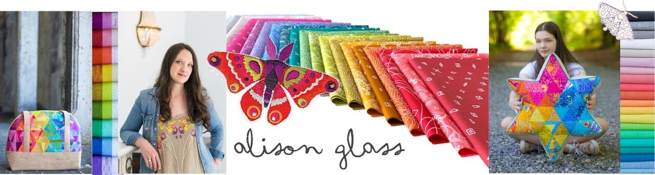 Alison Glass Designerstoffe