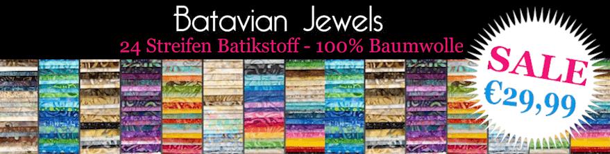 Batavian Batiks